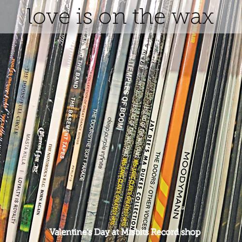 MisBits Record Shop - Wax