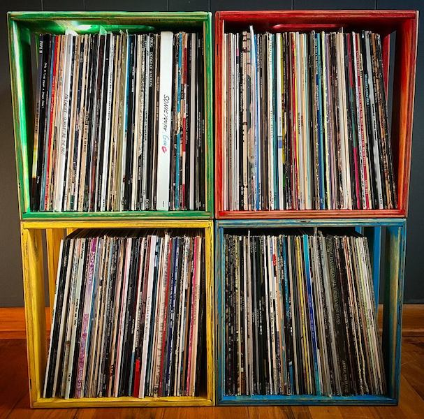How To Receive 5 Fresh Records As A Gift