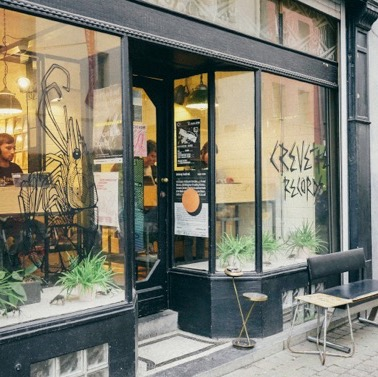 Why is Brussels' Crevette Records A Tiny Vinyl Paradise