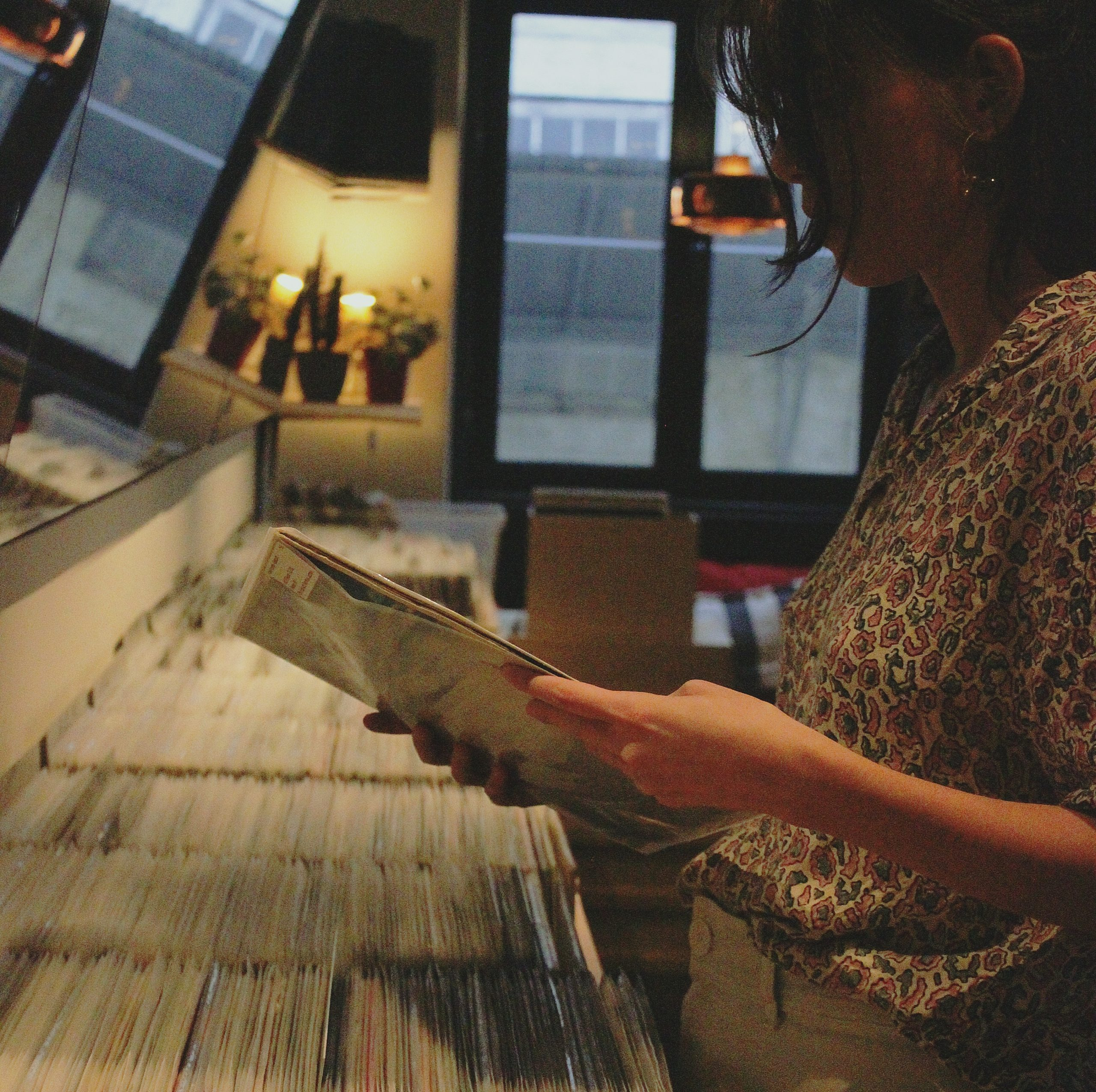 Crate Digging With The Collect Collective