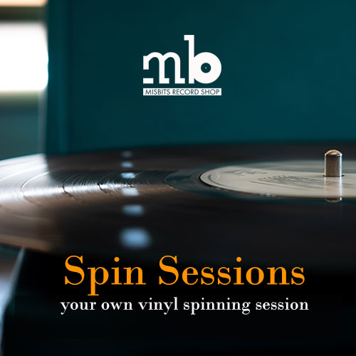 Spin Sessions At Misbits Record Shop – Sharpen Your Mixing Skills